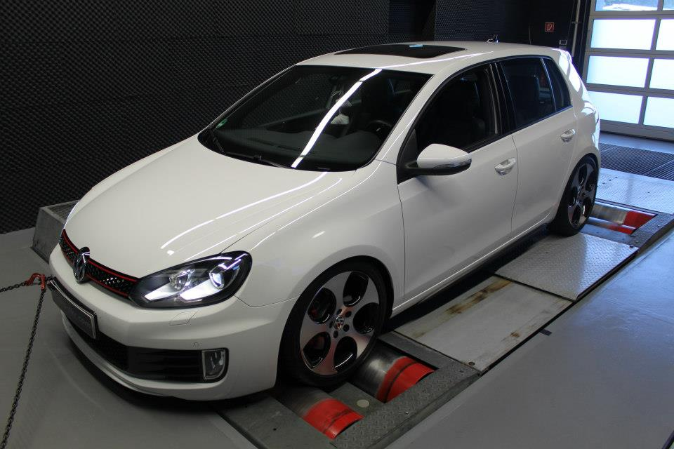 Performance Enhancement For Volkswagen Golf 6 Gti 2 0 Tsi