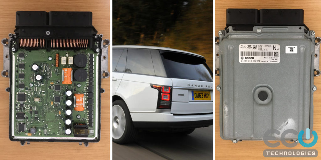 Chiptuning and Engine Remapping for the 2016 Land Rover Range Rover L405 MK2 4.4 SDV8