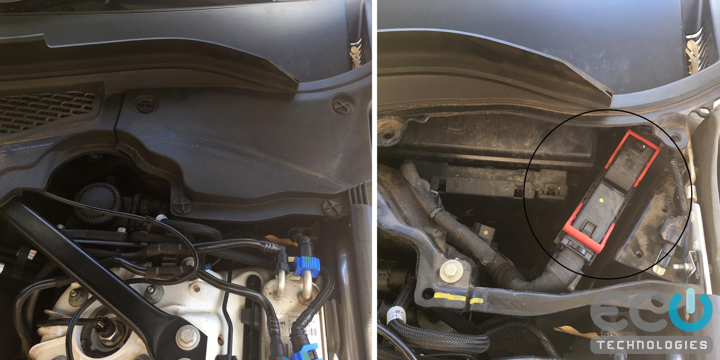 2016 Land Rover Range Rover L405 MK2 4 4 SDV8 for Chiptuning, Engine