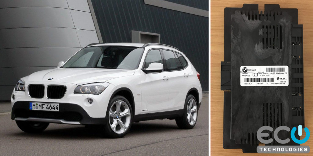 bmw x1 e84 frm repair ecu technologies ecu mapping and chip tuning cape town. Black Bedroom Furniture Sets. Home Design Ideas