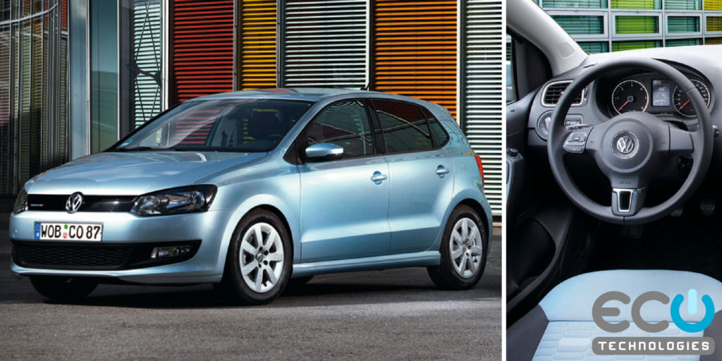 DPF and EGR Removal for VW Polo 1.2TDI Blue Motion
