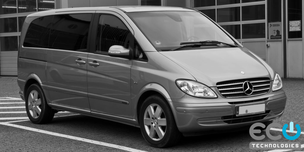 DPF Removal for 2008 Mercedes Benz Vito