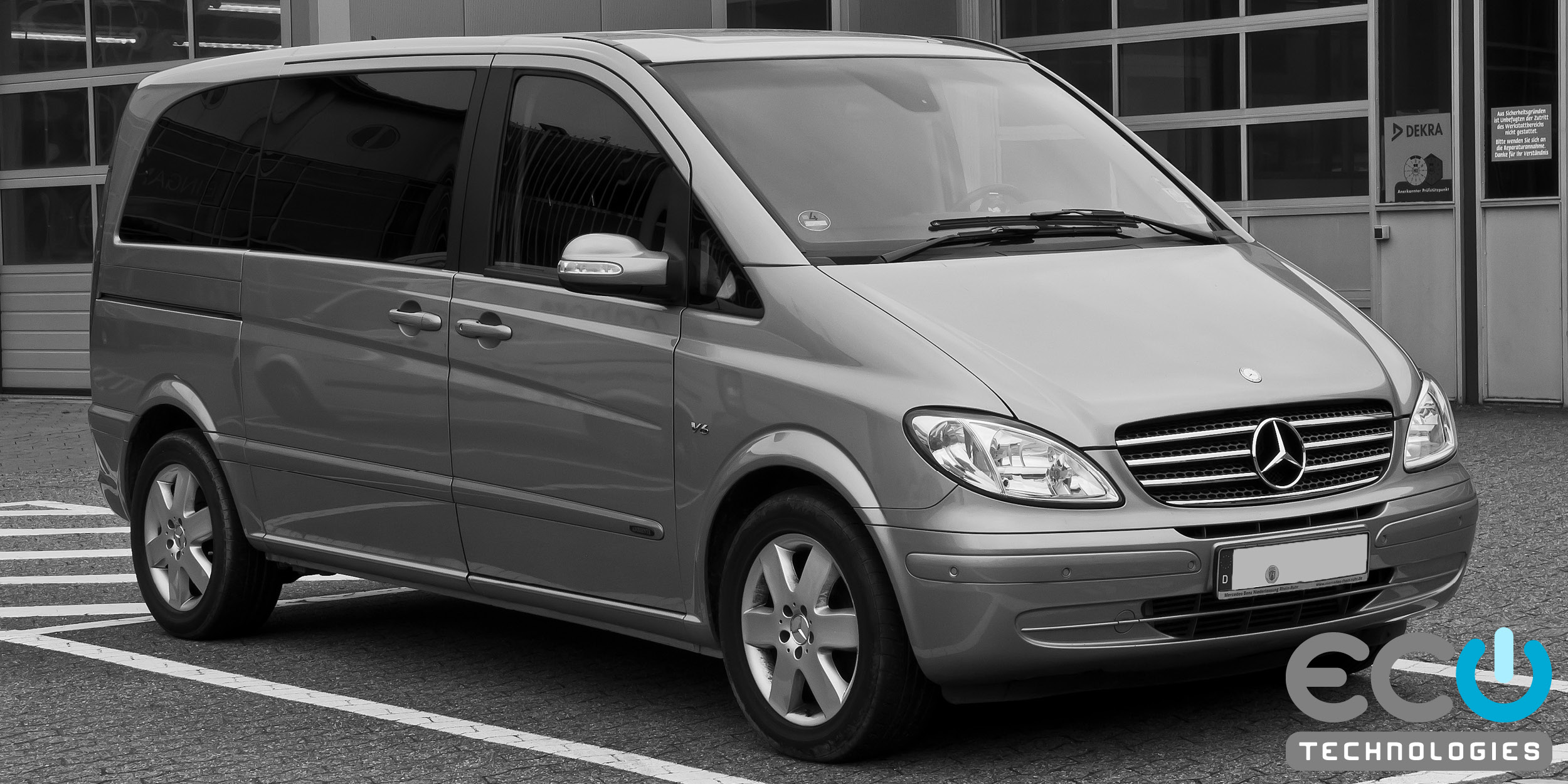 DPF Removal for 2008 Mercedes Benz Vito 120 3 0 CDI | Ecu