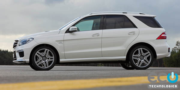 2014 Mercedes Benz ML63 AMG Stage 1 Upgrade and Speed