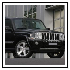2008 Jeep Grand Commander 3.0 CRD EGR removal