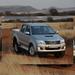 Toyota Hilux 3.0 D4D came in for Stage 1 Chiptuning and Speed Limit Removal